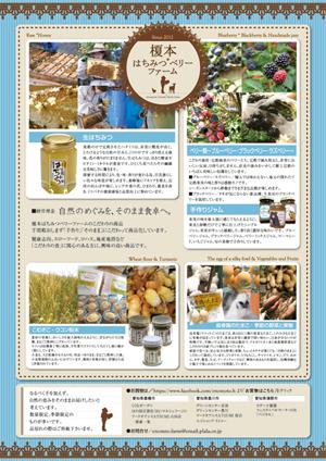 折込チラシ【アイスタイルデザイン】